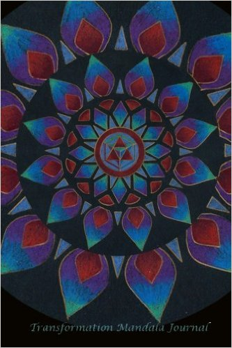 Rainbow Warrior of the Light Mandala Journal