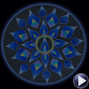 Blue Flame Meditation