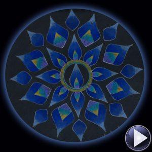 Blue Flame Meditation