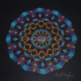 Let the Light Shine In Mandala