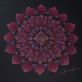 Let Love In Mandala