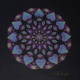 Living in Grace Mandala