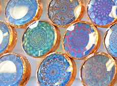 Gail Alexander Mandala Discs